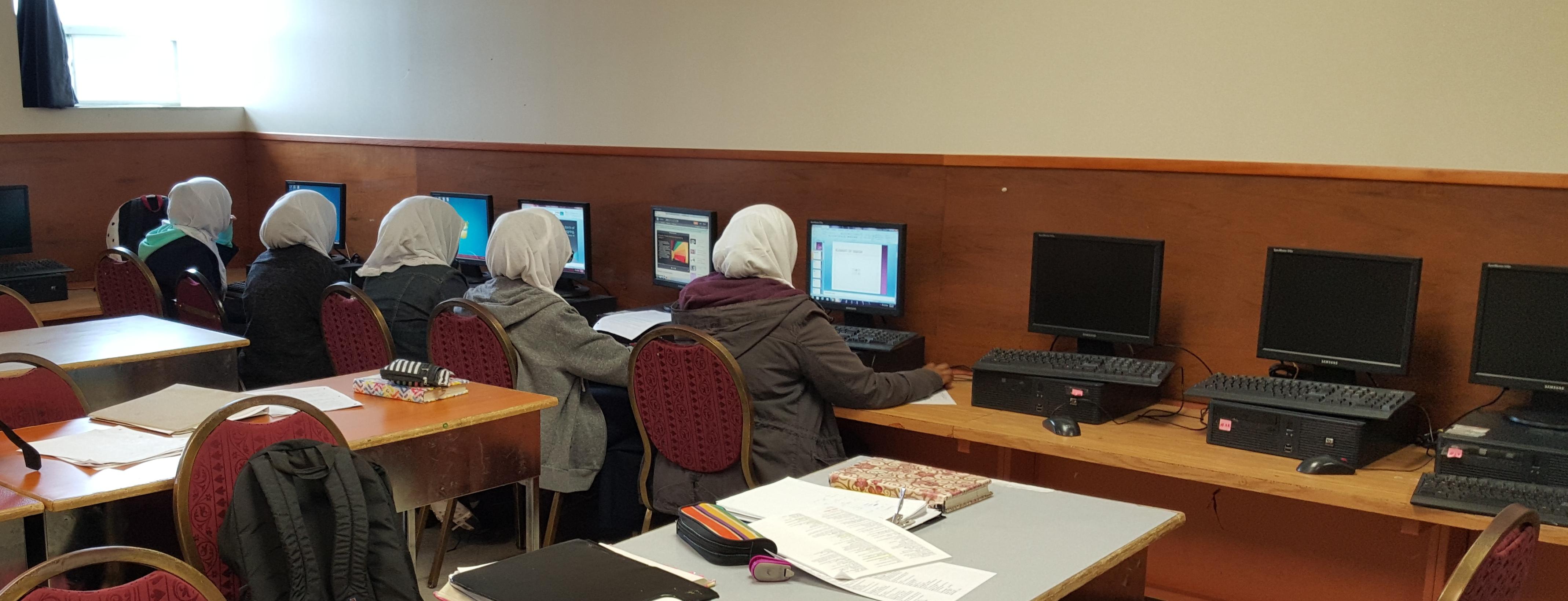 Computer Lab (Second Floor)